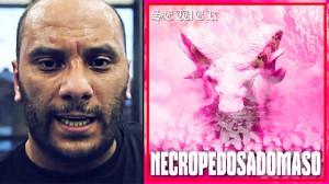 Morsay défend l'album NecroPedoSadoMaso