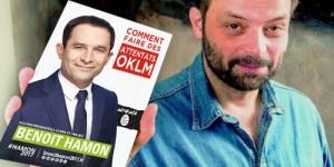 Benoît Hamon, le faux livre.