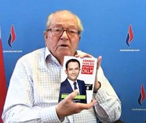 Jean-Marie Le Pen vs Benoît Hamon.