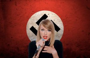 Taylor Swift, nouvelle icône néo-nazie.