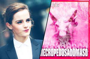 "Emma Watson, la nouvelle ""pute"" de SEWER."