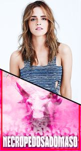 """Emma Watson, une """"actrice"""" Illuminati."""