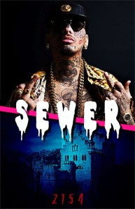 "Swagg Man avec l'album ""2154"" de SEWER !"